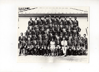 Carey Francis House Lenana School c1969