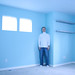 alone in a blue room by ChrisHaysPhotography