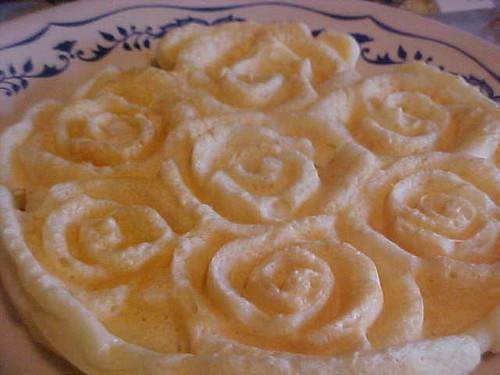 Rose Waffles
