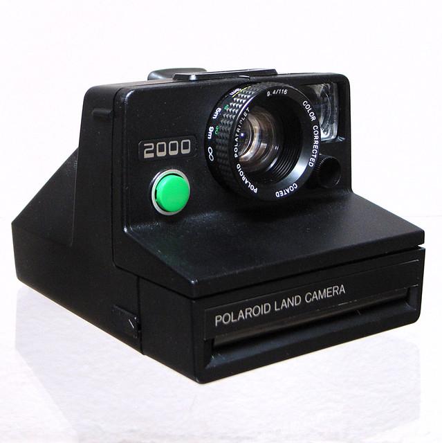 polaroid 2000 land camera flickr photo sharing. Black Bedroom Furniture Sets. Home Design Ideas