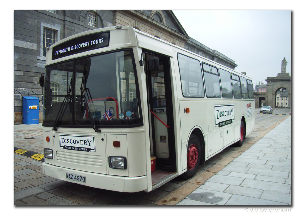 Plymouth Discovery Tours MAZ4790