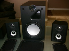 studio monitor, loudspeaker, electronic device, room, computer speaker, multimedia, stereophonic sound, sound box,