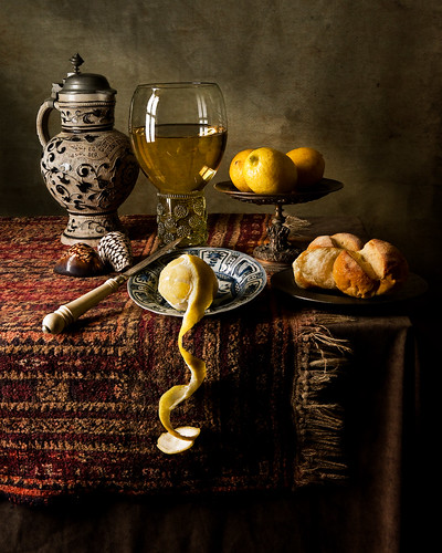 Still Life after Willem Kalf 2
