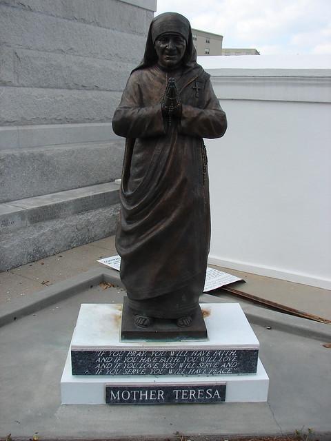 Mother Teresa from Flickr via Wylio