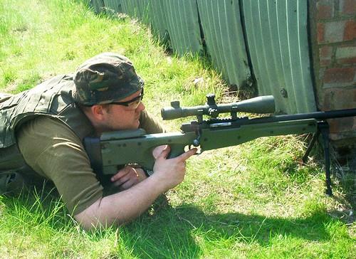 'Chinese' sniper