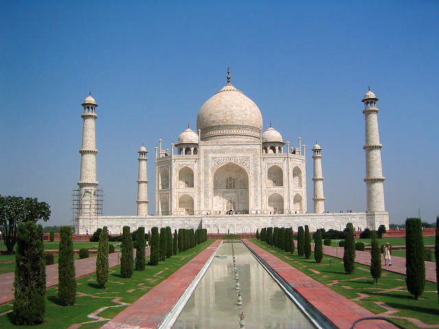 The Taj Mahal, Agra