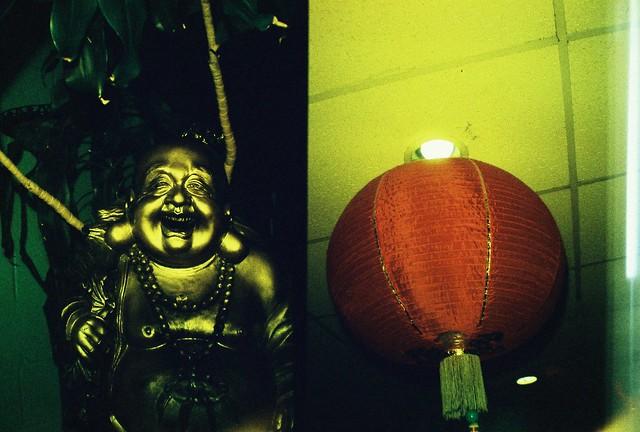 Buddah Lantern