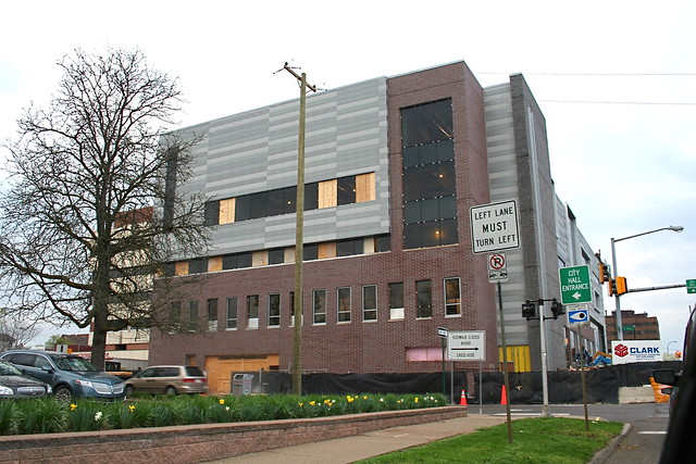 Downtown Ann Arbor City Hall Renovation Project 2010 2011
