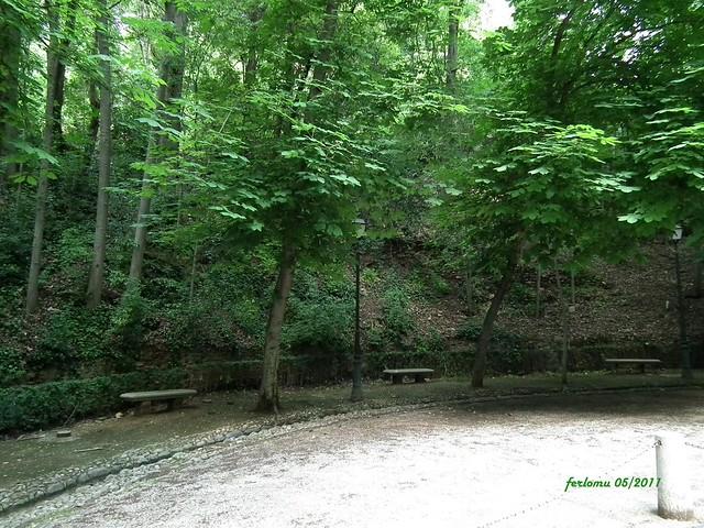 Granada jardines de la alhambra flickr photo sharing for Jardin de gomerez granada