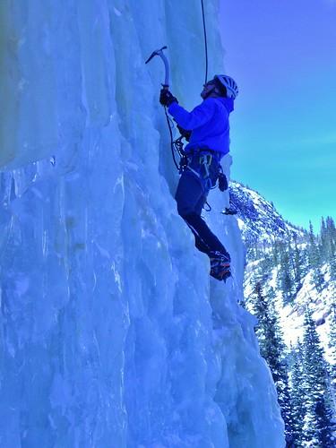 Slava Ice Climbing Crystal Meth