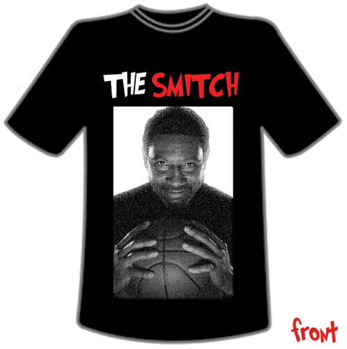 Raptors t-shirt contest - smitch