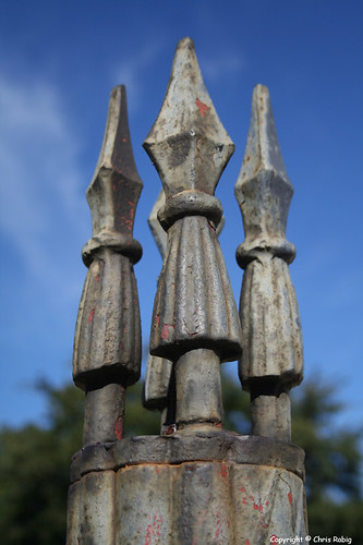 Barton Fence Post Finial