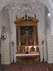 """Capilla de """" El Cristo """""""