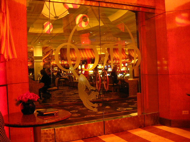 Restaurant Le Cirque New York