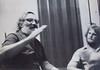Con Daniel Caminitti, año 1985