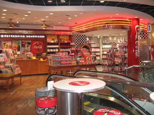 Coca-Cola Flagship Store (Las  Vegas)