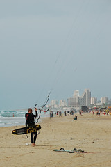 Hof Hacarmel beach in Haifa by david55king, on Flickr