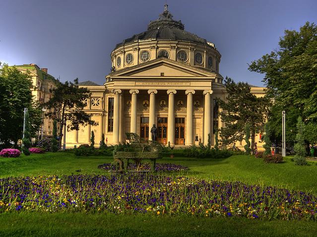 Bezienswaardigheden Boekarest Top 10 - Nr 1 Atheneul Roman