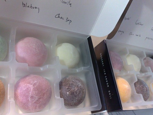Ice Cream Mochis from Leonard