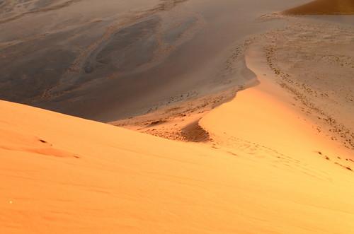 hardapregion namibia dune dune45 desert sand landscape