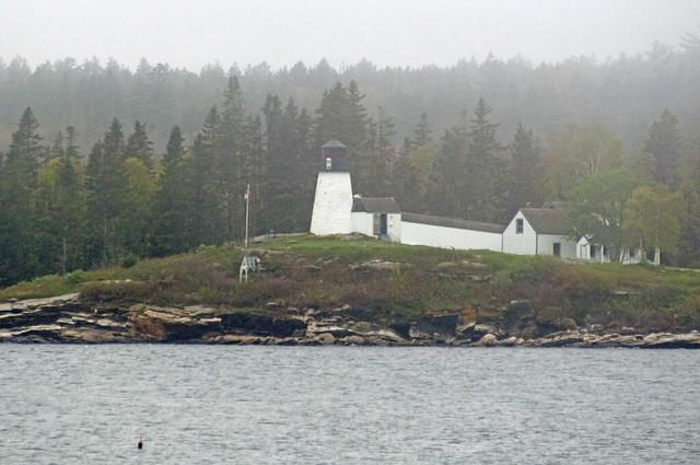 Burnt Island Lighthouse, ME