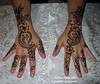 Henna on Caroline for Eid This is a