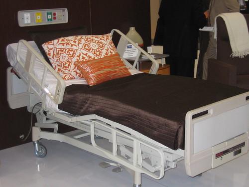 Caronlina Hospital Bed