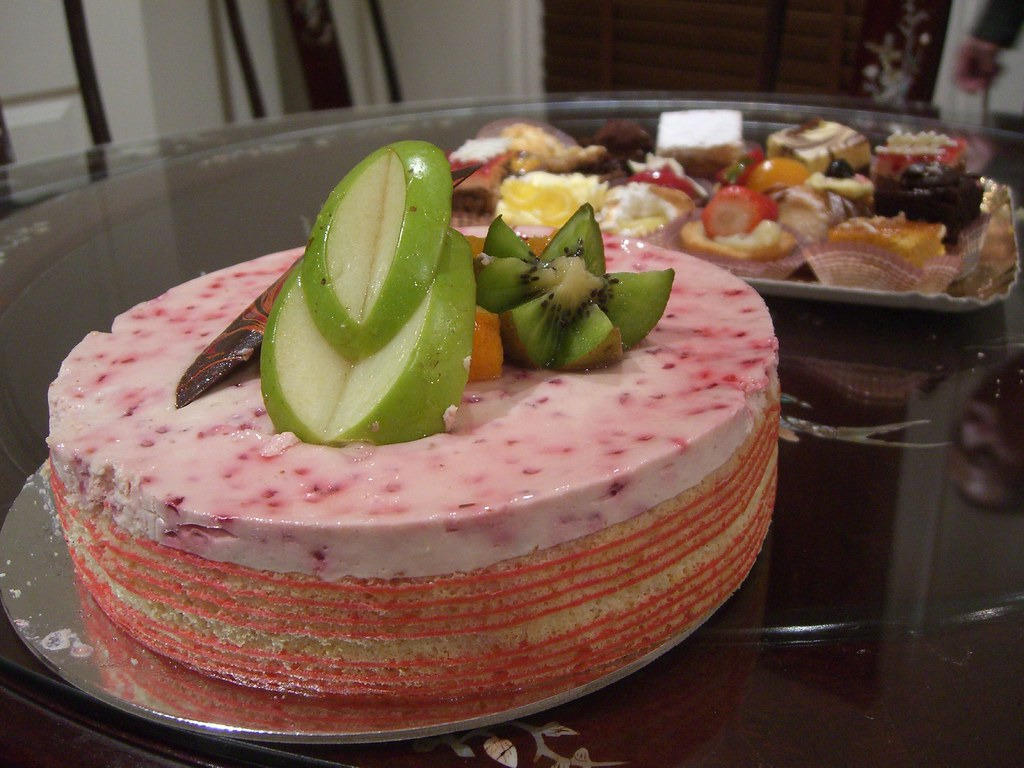 Brunetti Birthday Cake Recommendation