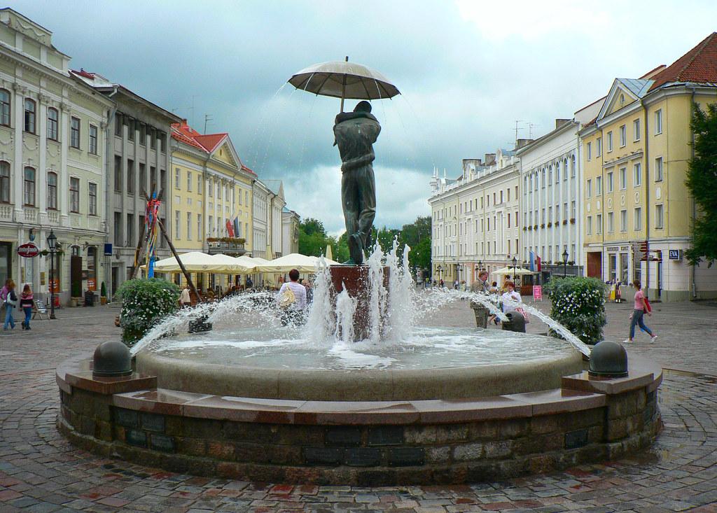 Postcard from Tartu