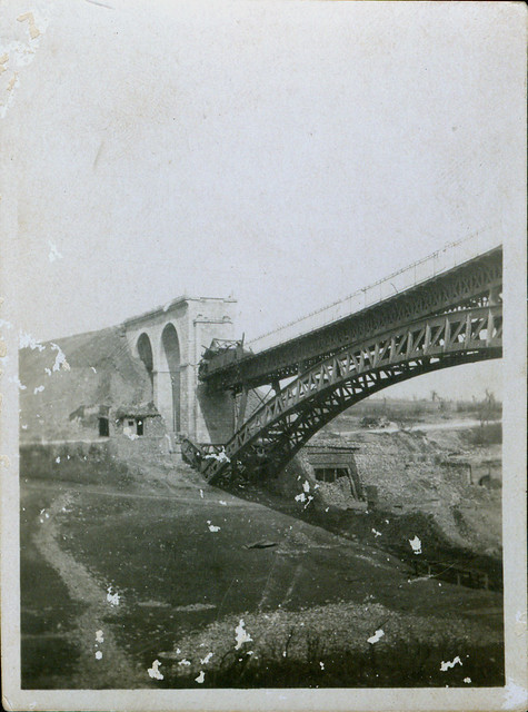 Bridge - carte postale
