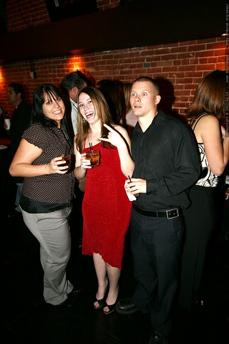 guests at the 2007 inter@ctivate holiday party    MG 7039