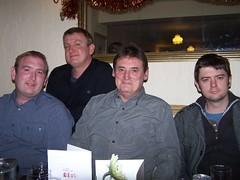Dorset trip , Dads 60th