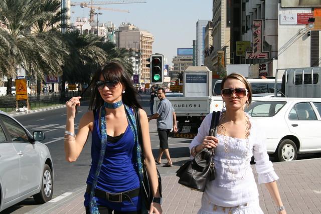 RUSSIAN GIRLS in Dubai - 19.Dec 2007