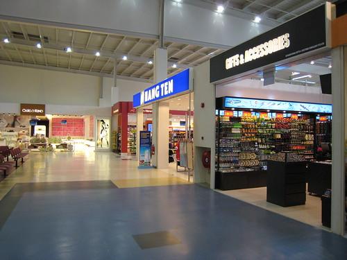 Singapore Changi Airport Budget Terminal
