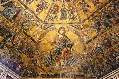 Florence - Baptistry (Interior Dome)