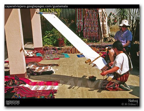 Nebaj, triángulo Ixil