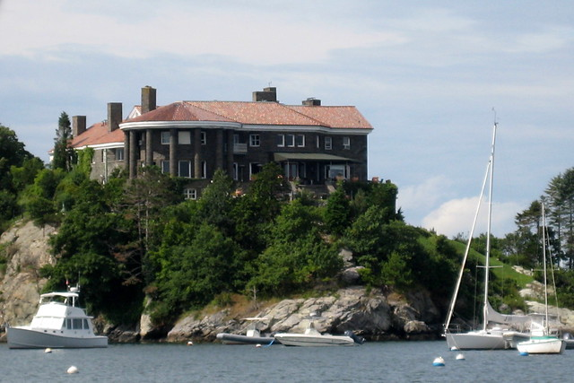 Beacon Rock Newport Rhode Island