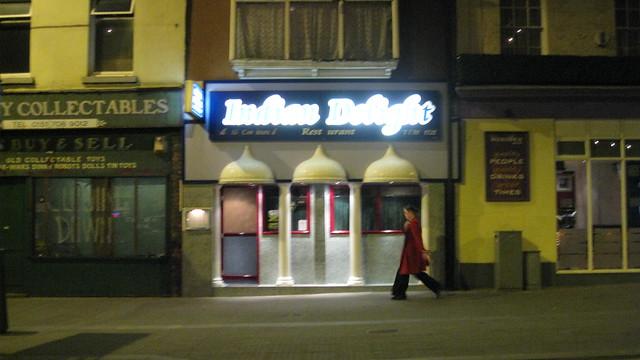 Indian Restaurants Renshaw Street Liverpool