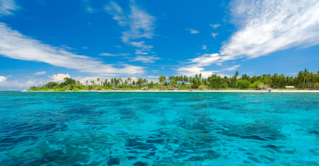 Pamilacan остров