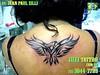 Águia Tribal/Eagle Tribal Tatuagem feita por