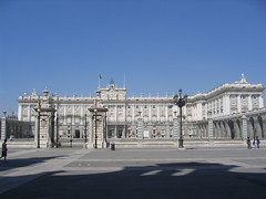Madrid: Palacio Real (Palais-Royal)