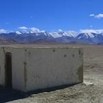 Outhouse Setting - Pamir Mountains, Tajikistan