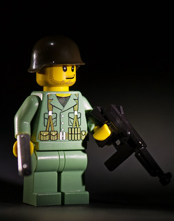 Brickarms Soldier