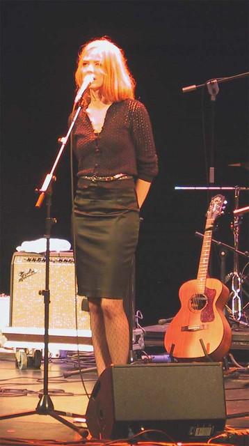 Nacho Vegas y Cristina Rosenvinge, Santander 7 de Diciembre de 2007, Festival CUVA.