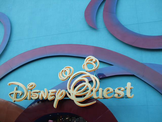 Terrific Tuesdays: Disney Quest