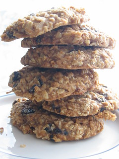 Oatmeal-Raisin Cookies 4