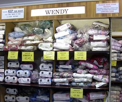 Wendy in Jacksons Corner  Shop