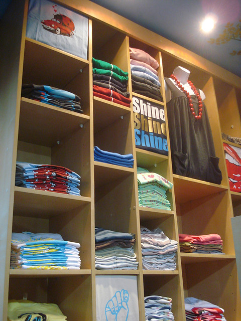 Ever eve clothing store