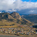 Village of El Chaltén at the base of Fritz Roy