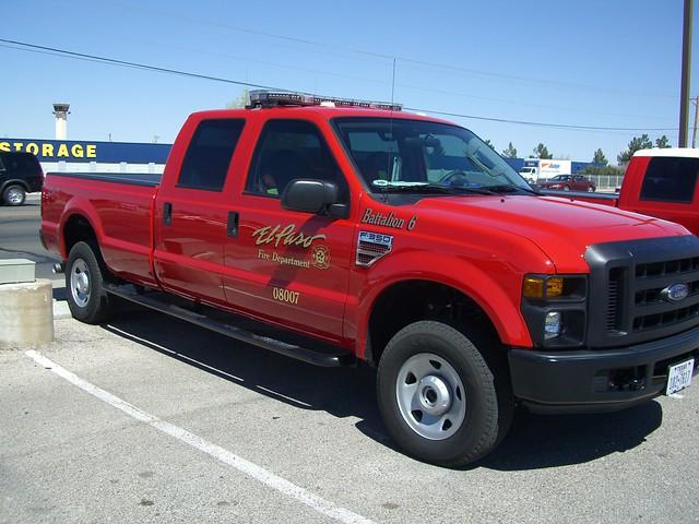 El Paso Fd Tx Battalion 6 Truck Flickr Photo Sharing